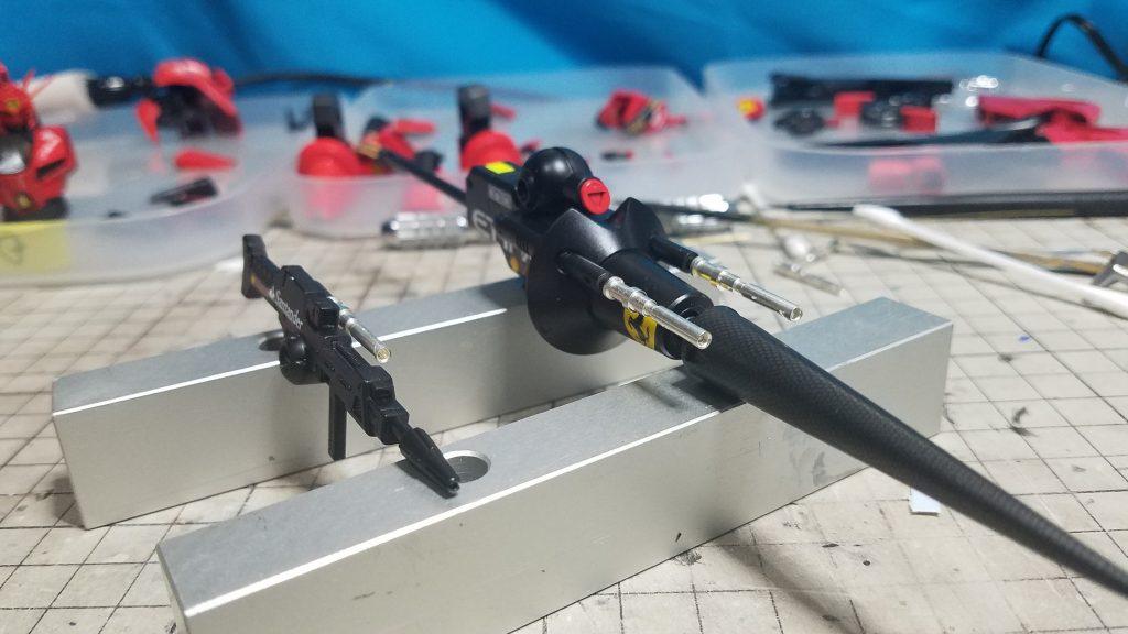 フォーミュラー計画 F91&ビギナギナⅡ 制作工程2
