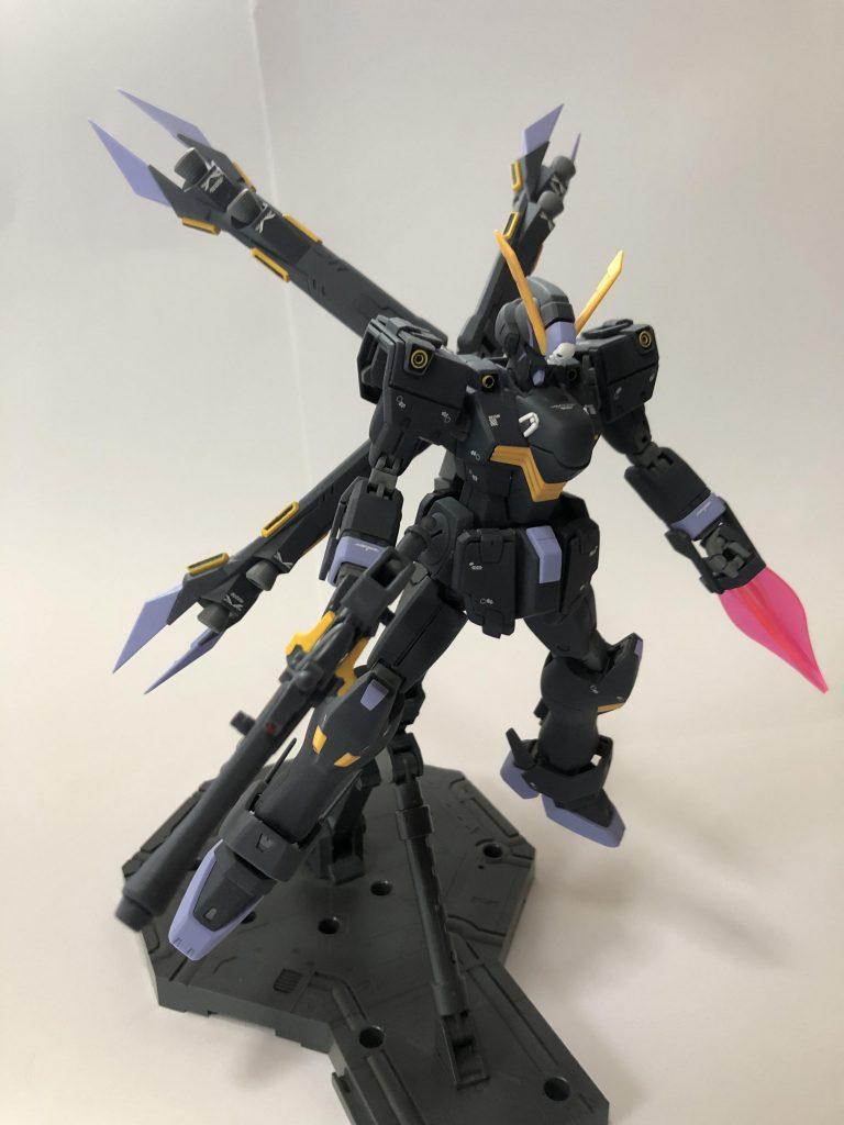 クロスボーンガンダムX2改 アピールショット5