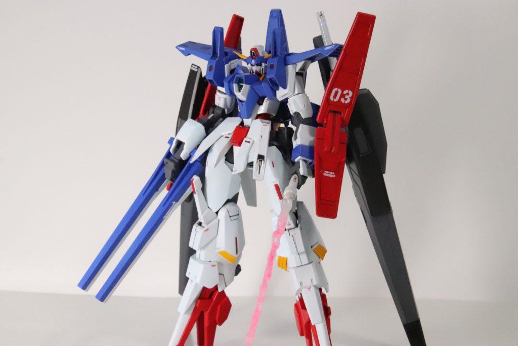 ガンダム AGE-3 hi ノーマル アピールショット1