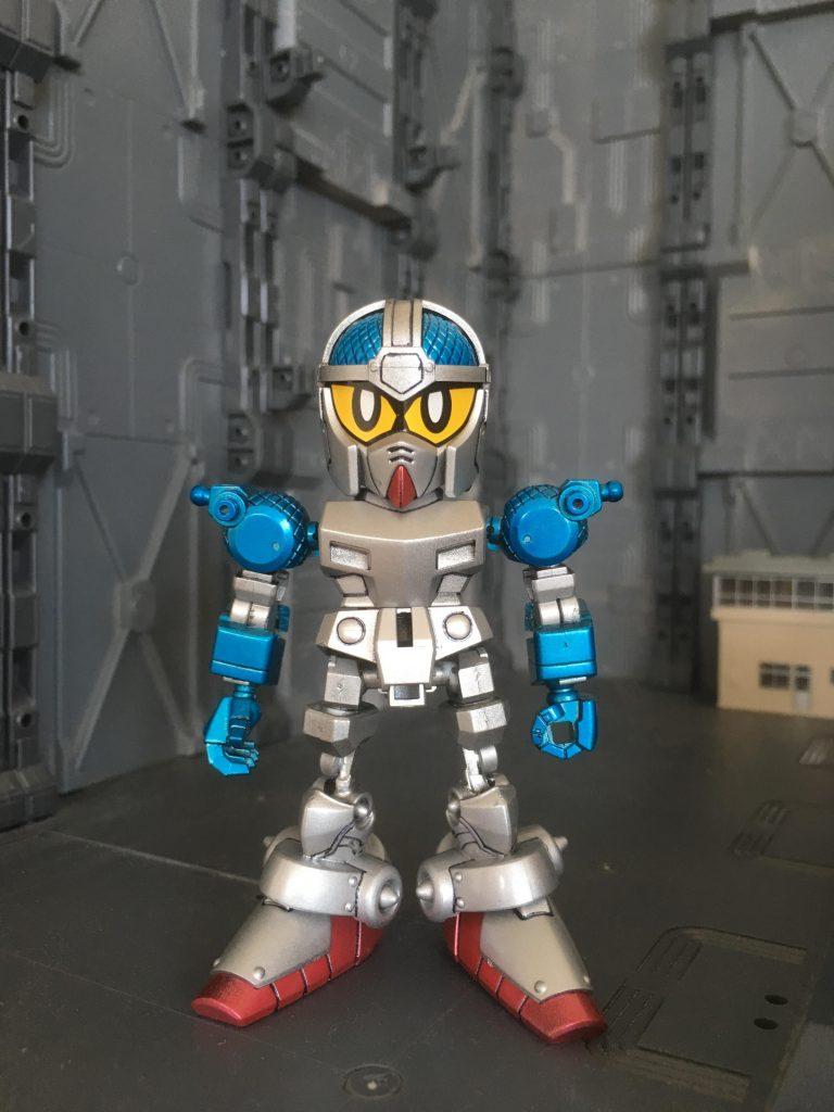 SDCS 騎士ガンダム アピールショット1