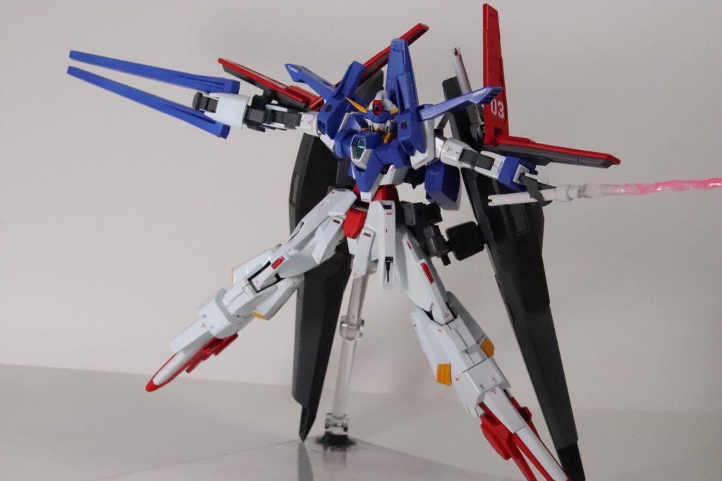 ガンダム AGE-3 hi ノーマル アピールショット3