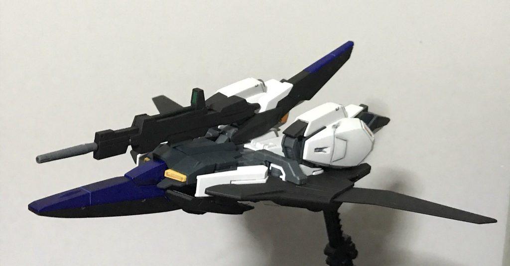 MSZ-006 ZガンダムWS(ウェイブシューター) アピールショット2