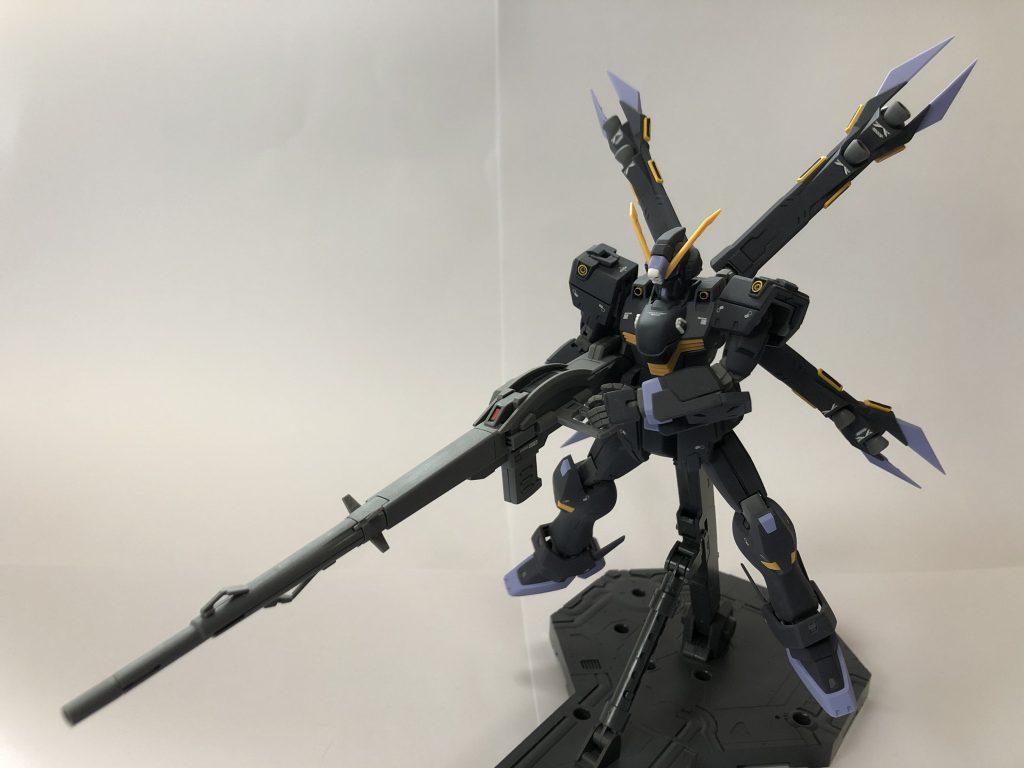 クロスボーンガンダムX2改 アピールショット8