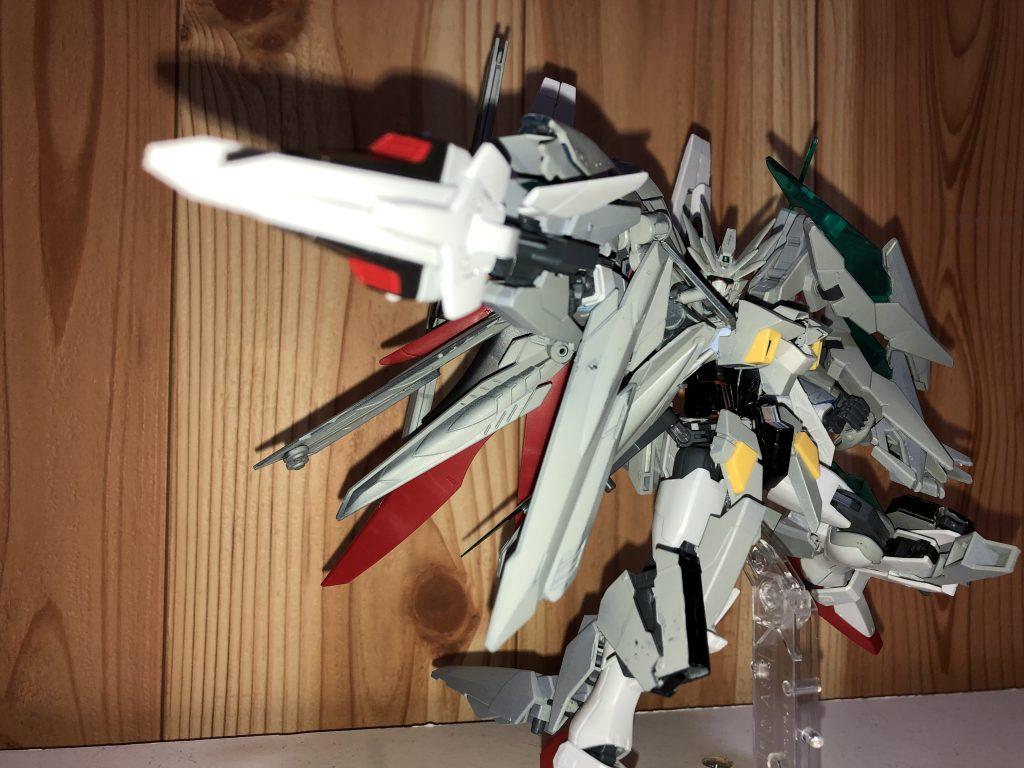 ZGMF-X42S/SG ガンダム・サーガデスティニー