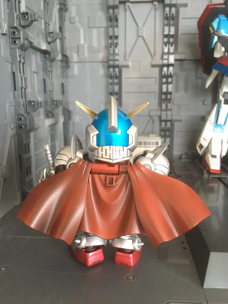 SDCS 騎士ガンダム 制作工程3