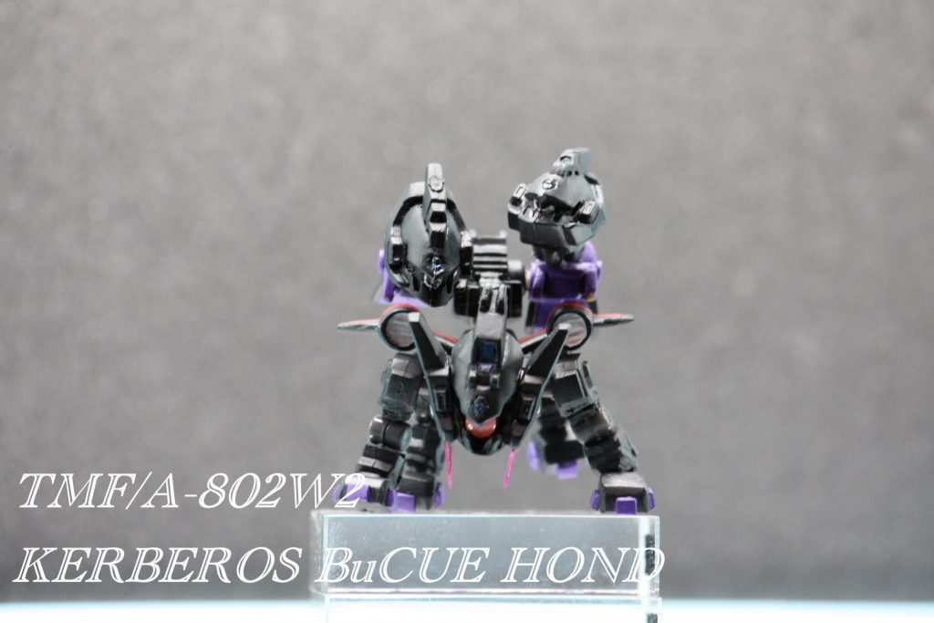 TMF/A-802W2「ケルベロスバクゥハンド」