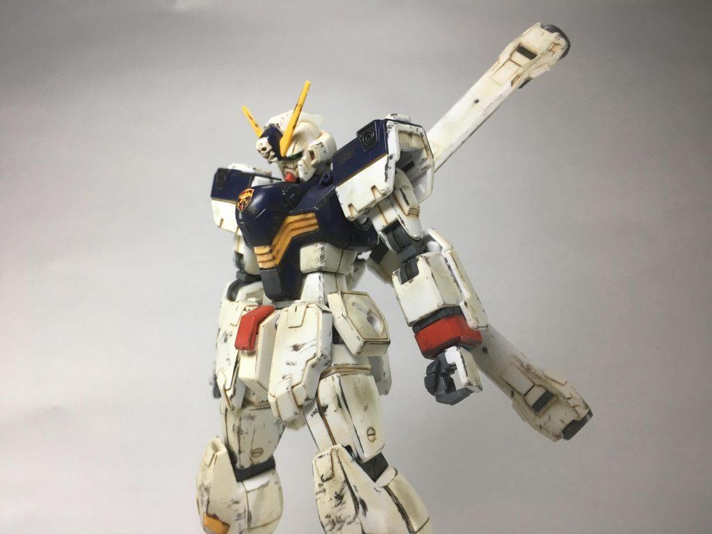 クロスボーン・ガンダムX1改 アピールショット1