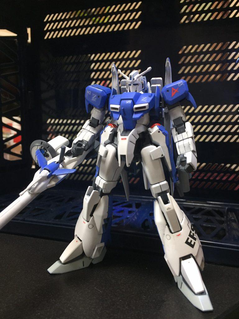 ゼータプラス 青ver.2