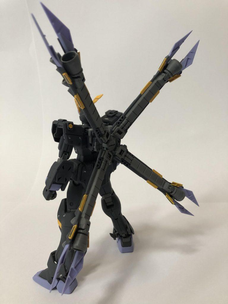 クロスボーンガンダムX2改 制作工程1