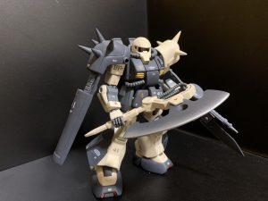 ハイザック3C(クロス・コンバット・カスタム)
