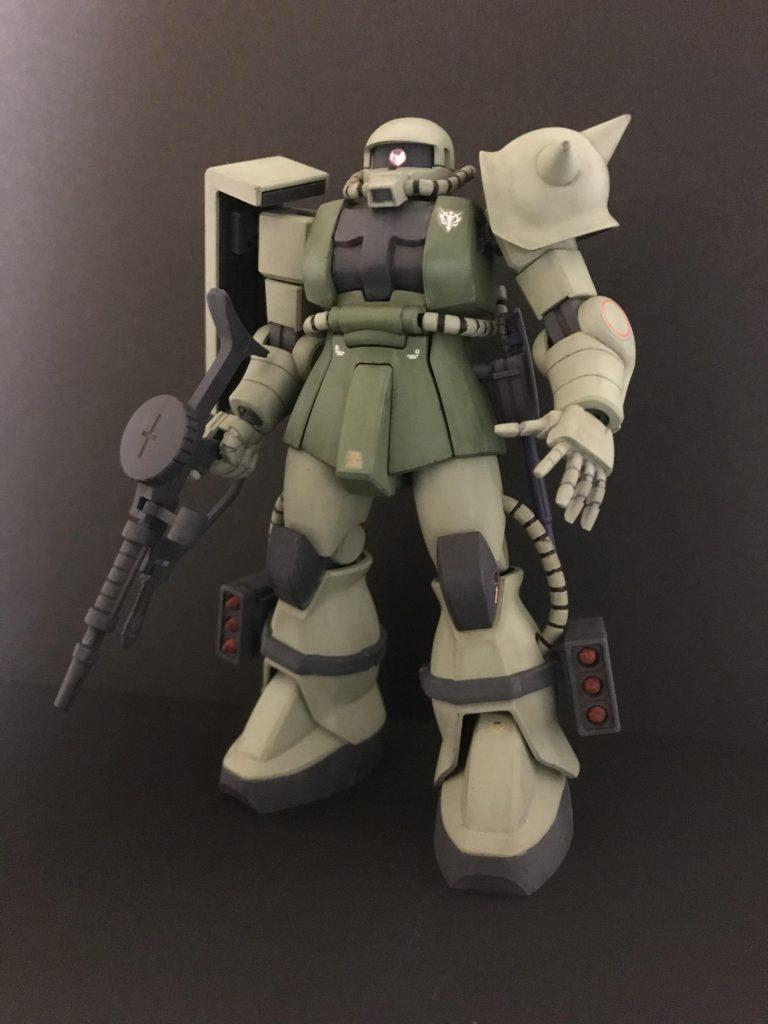 MS-06J ザクII