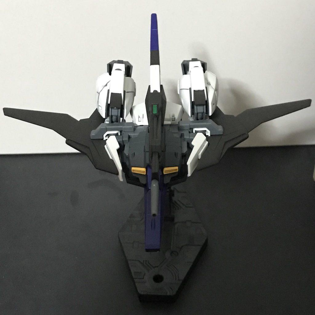 MSZ-006 ZガンダムWS(ウェイブシューター) アピールショット3