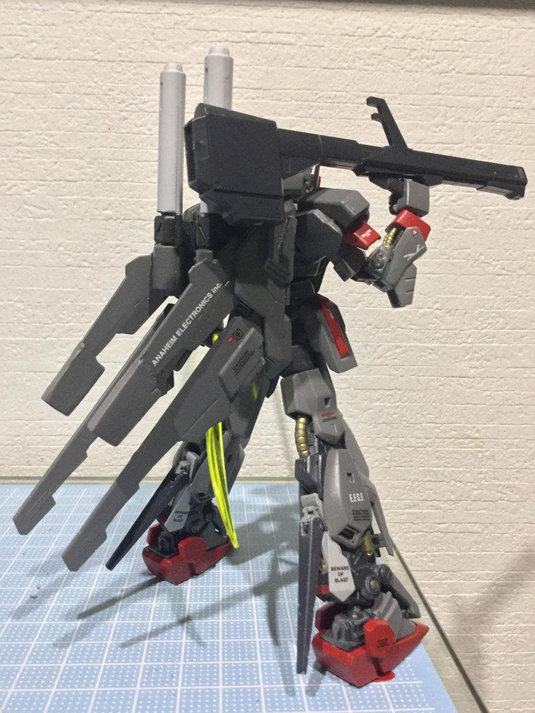 プロトガンダムMK-III「widowmaker」 アピールショット6
