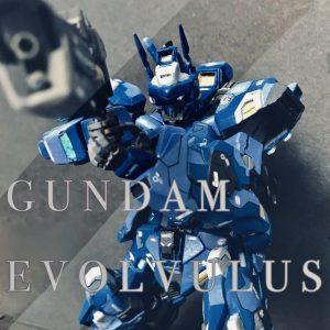Gundam Evolvulus (ガンダム  エボルブルス)