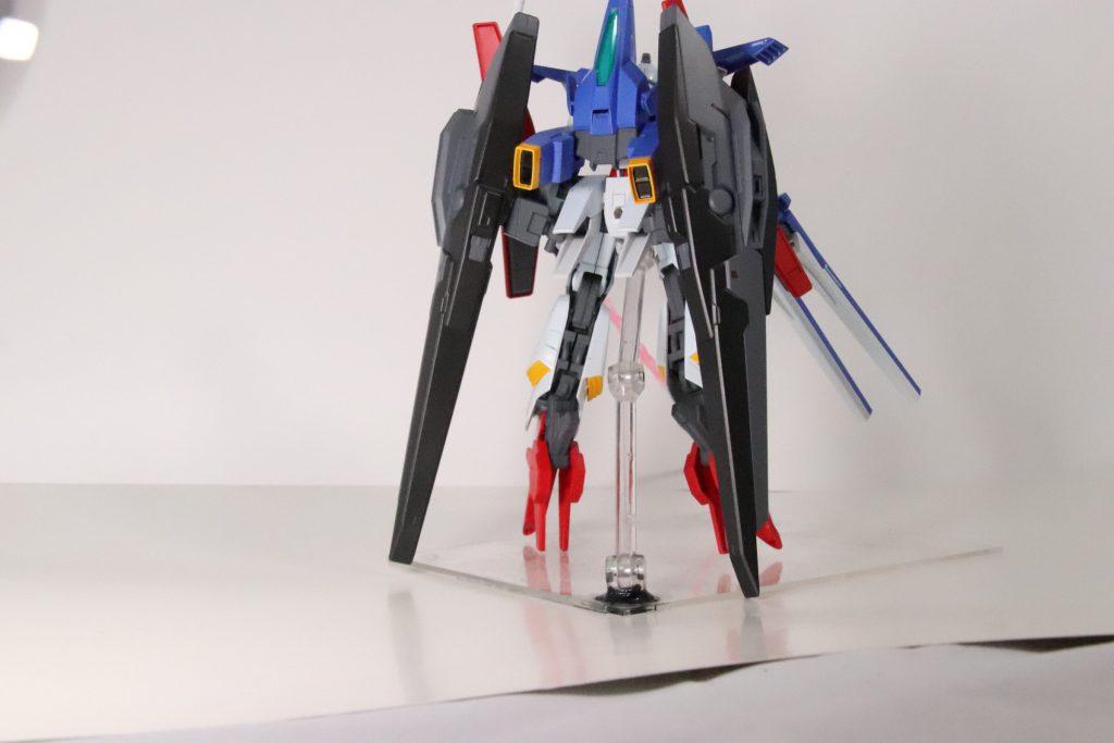 ガンダム AGE-3 hi ノーマル アピールショット2