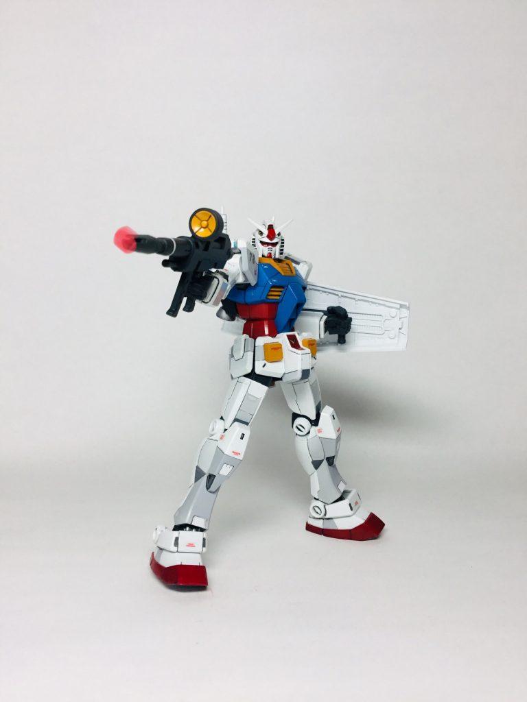 HGUC RX-78-2ガンダム ver.revive アピールショット7