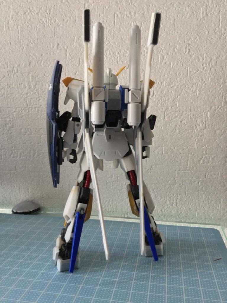 プロトガンダムMK-III「widowmaker」 制作工程3