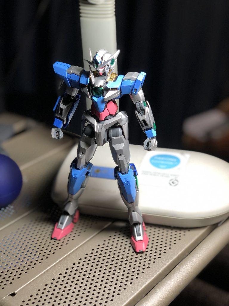 MG GN-T 0000/FS 制作工程1