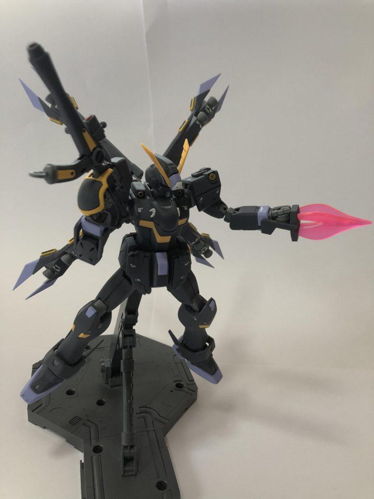 クロスボーンガンダムX2改 アピールショット6