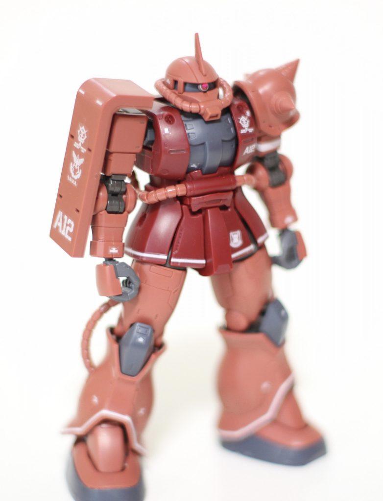 HG シャア専用ザクⅡ オリジン版