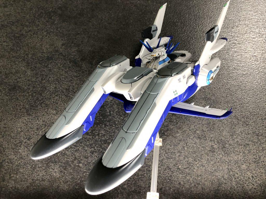 アークエンジェル級3番艦 セラフィス 制作工程2
