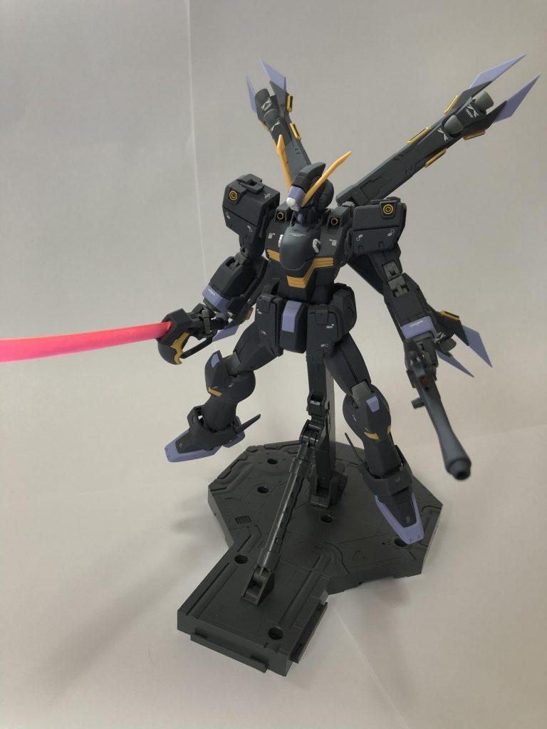 クロスボーンガンダムX2改 アピールショット3