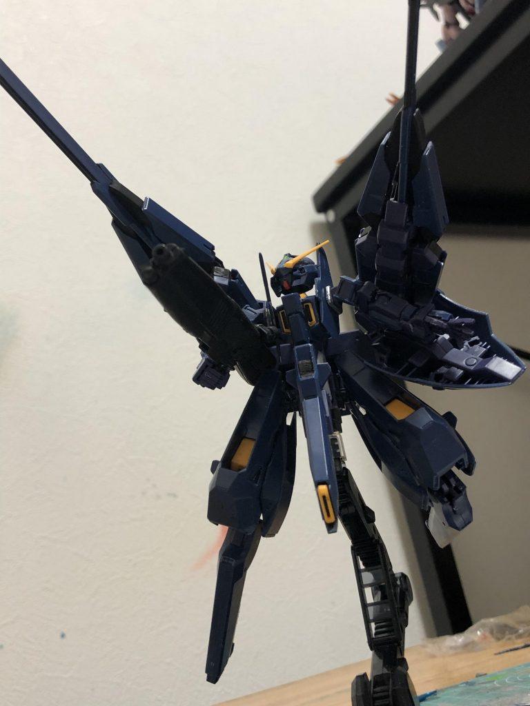 ガンダTR-6[ヘイズルII]