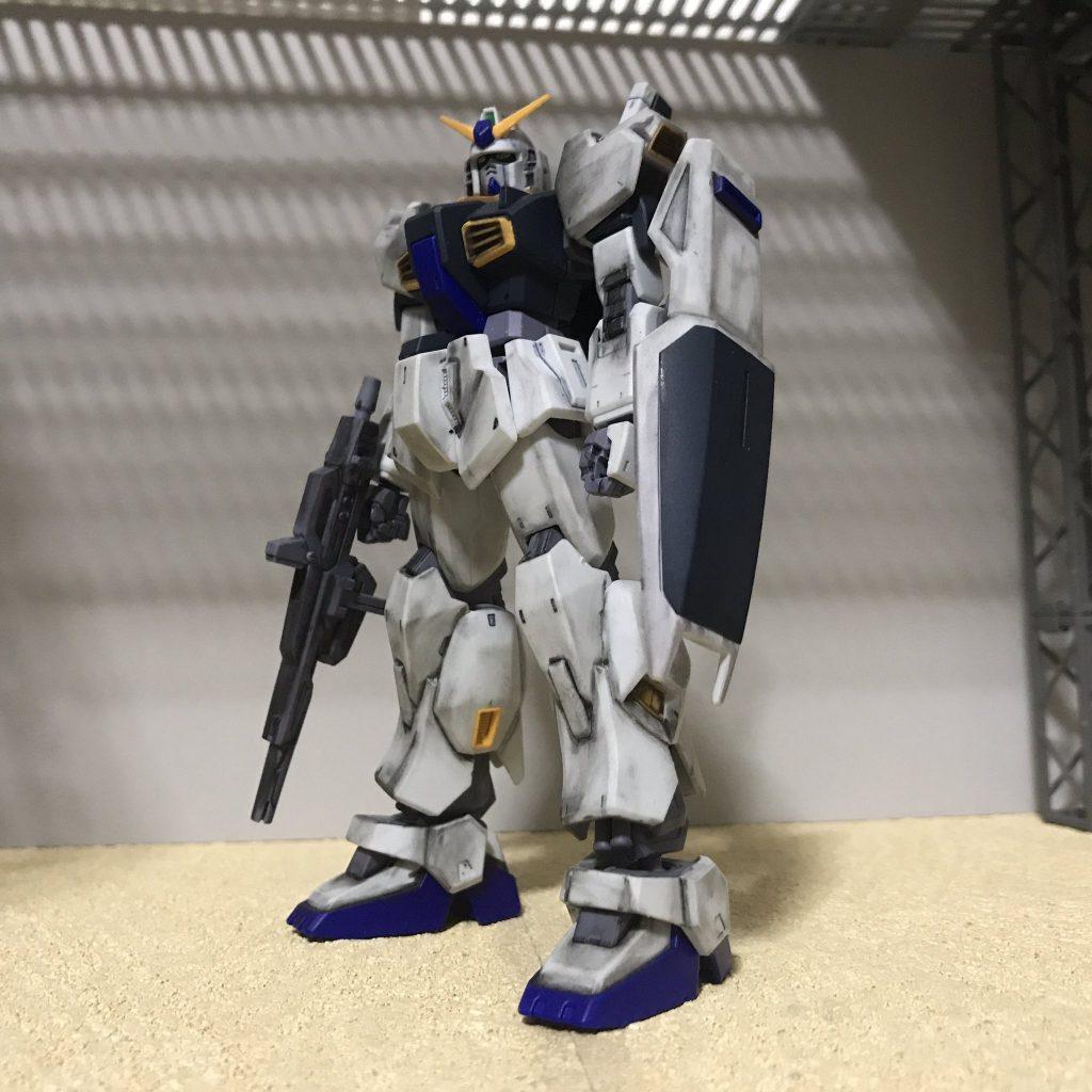 ガンダムMk-II(0096) アピールショット1