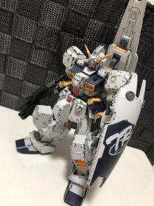 HG ガンダム TR-1 ヘイズル改