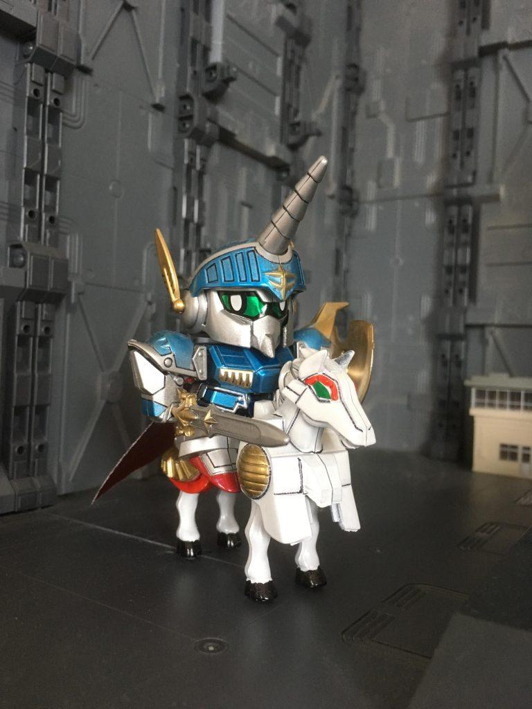 騎兵伝説 聖龍騎士ゼータガンダム