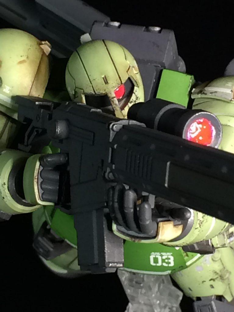 HG ヴァッフ(実戦配備仕様)