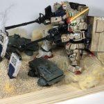 陸戦型ガンダム W輝き撃ち