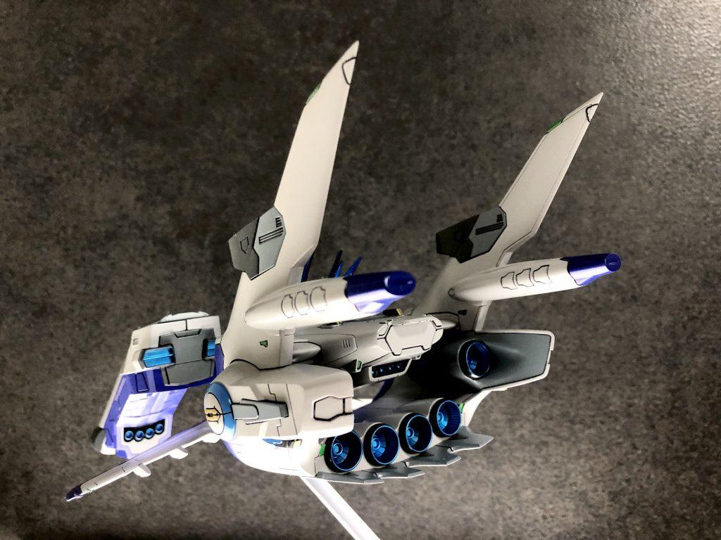 アークエンジェル級3番艦 セラフィス 制作工程3