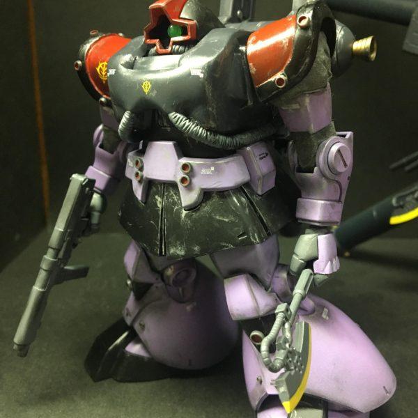 MS-09 ドム サンダーボルト版