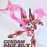 ガンダム RAGE-BD/X(レイジ バーデックス)