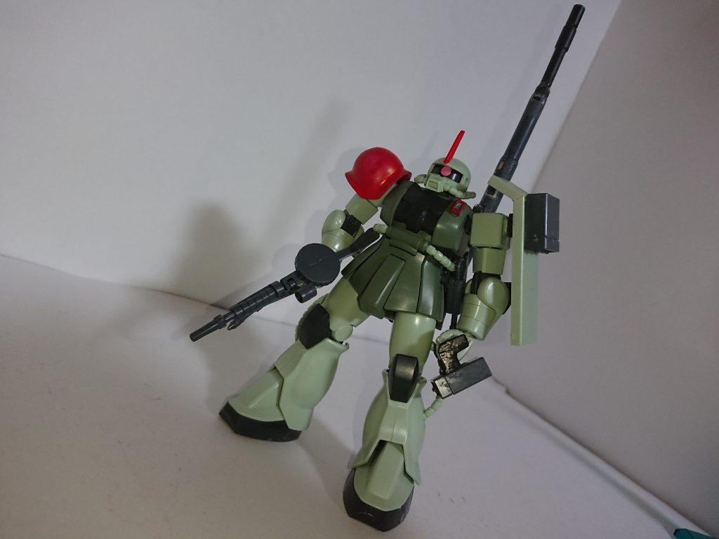 MS-06J/bc拠点制圧型ザクII