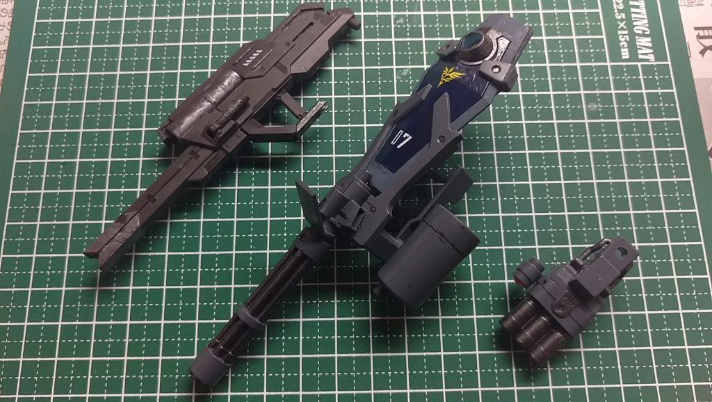 グフ・カスタム(ネオジオン仕様機) アピールショット3