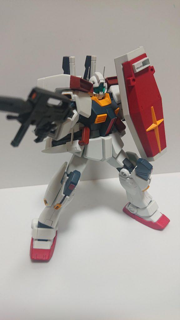ジムⅢ(Mk-Ⅱカラー) アピールショット1