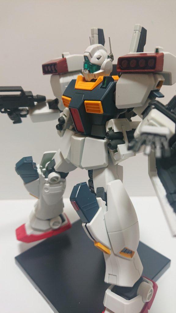 ジムⅢ(Mk-Ⅱカラー) アピールショット2