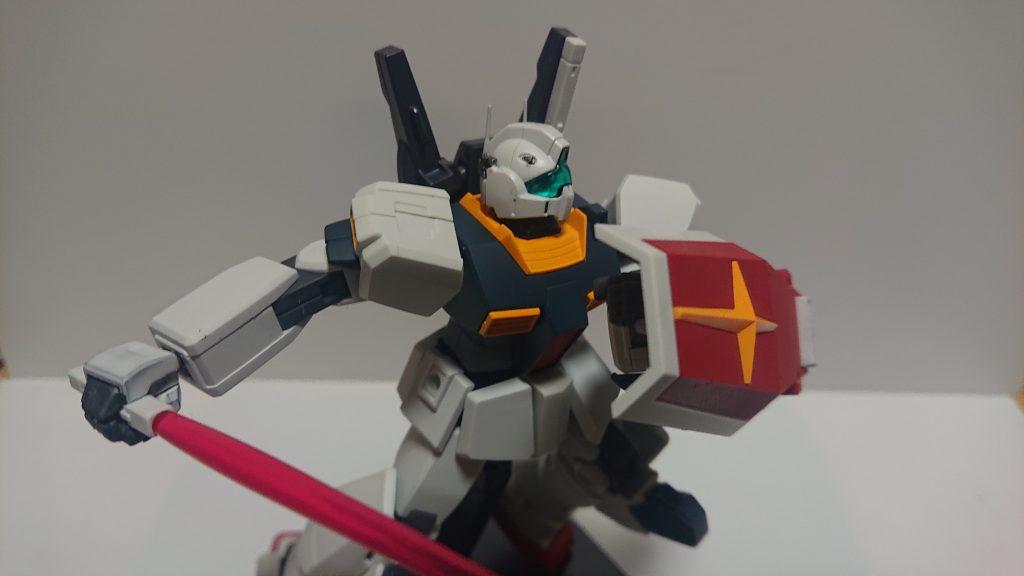ジムⅢ(Mk-Ⅱカラー) アピールショット3