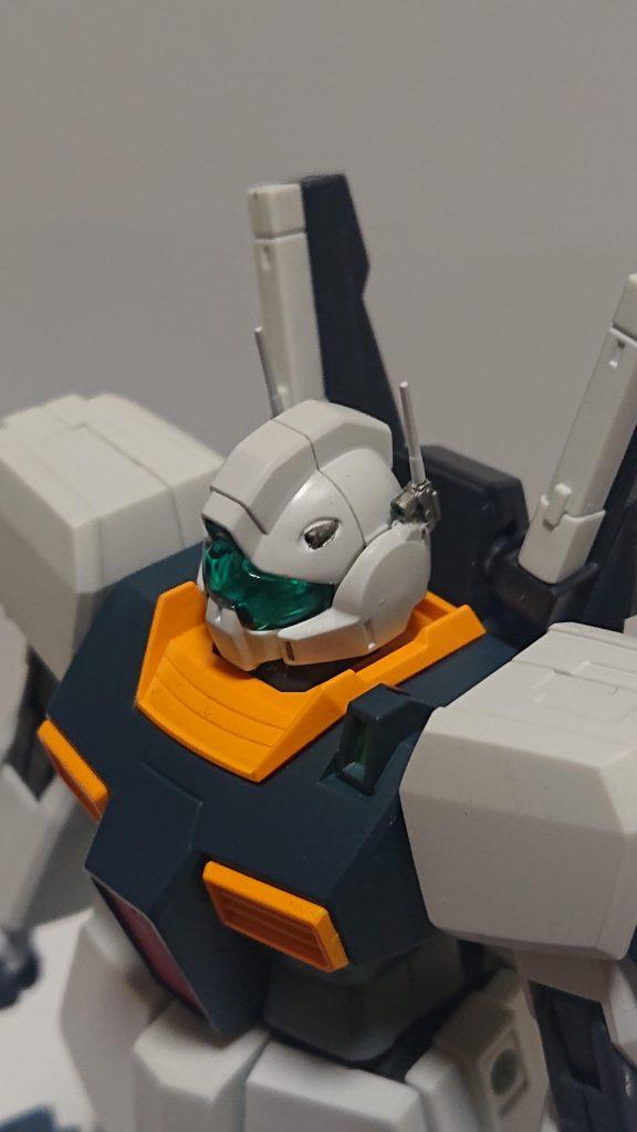 ジムⅢ(Mk-Ⅱカラー) アピールショット4