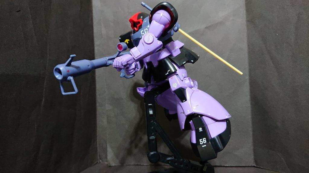 HG MS-09R リック・ドム アピールショット4