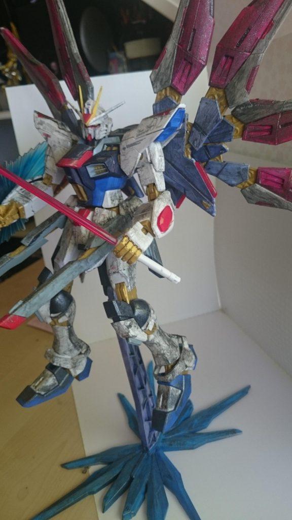 Strike Freedom Gundam アピールショット3