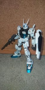 RX78 Re:GP-01 WR ≪ホワイトラビット≫