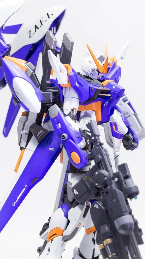 ZGMF-X52Aインパルスデスティニー アピールショット7