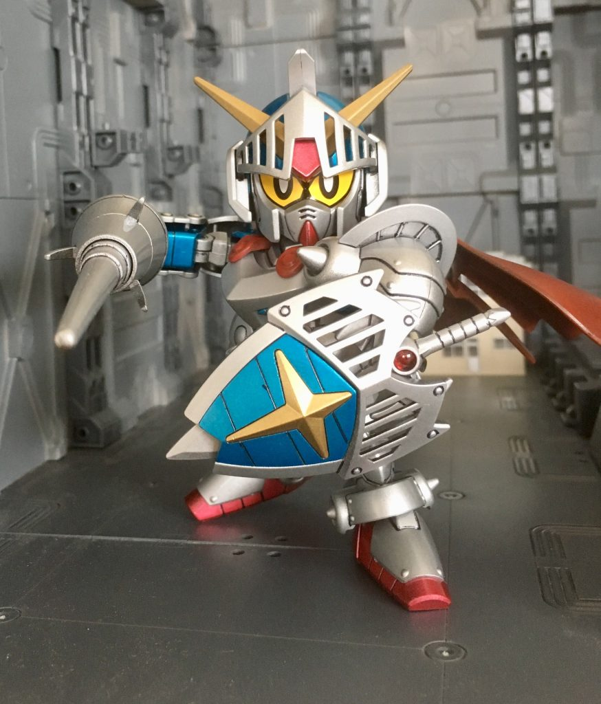 SDCS 騎士ガンダム アピールショット4