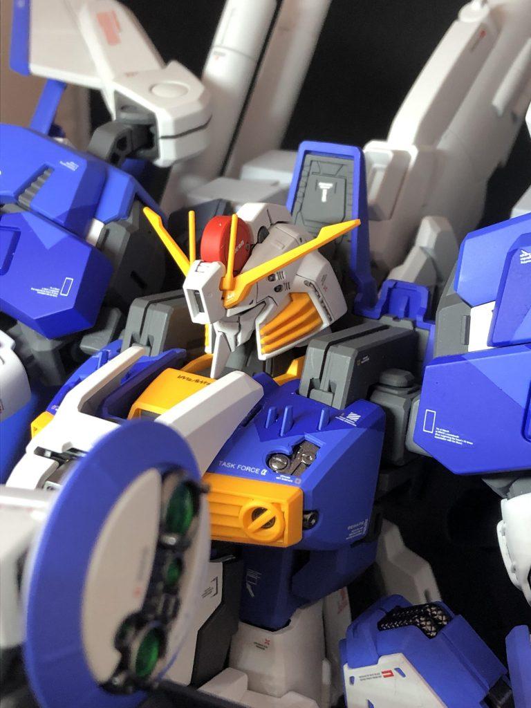 MG Ex-Sガンダム アピールショット3