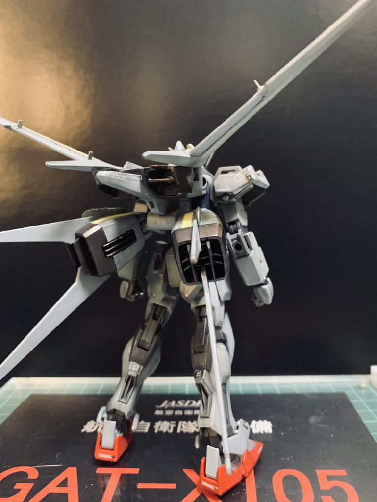 航空自衛隊新装備 GAT-X105 アピールショット2