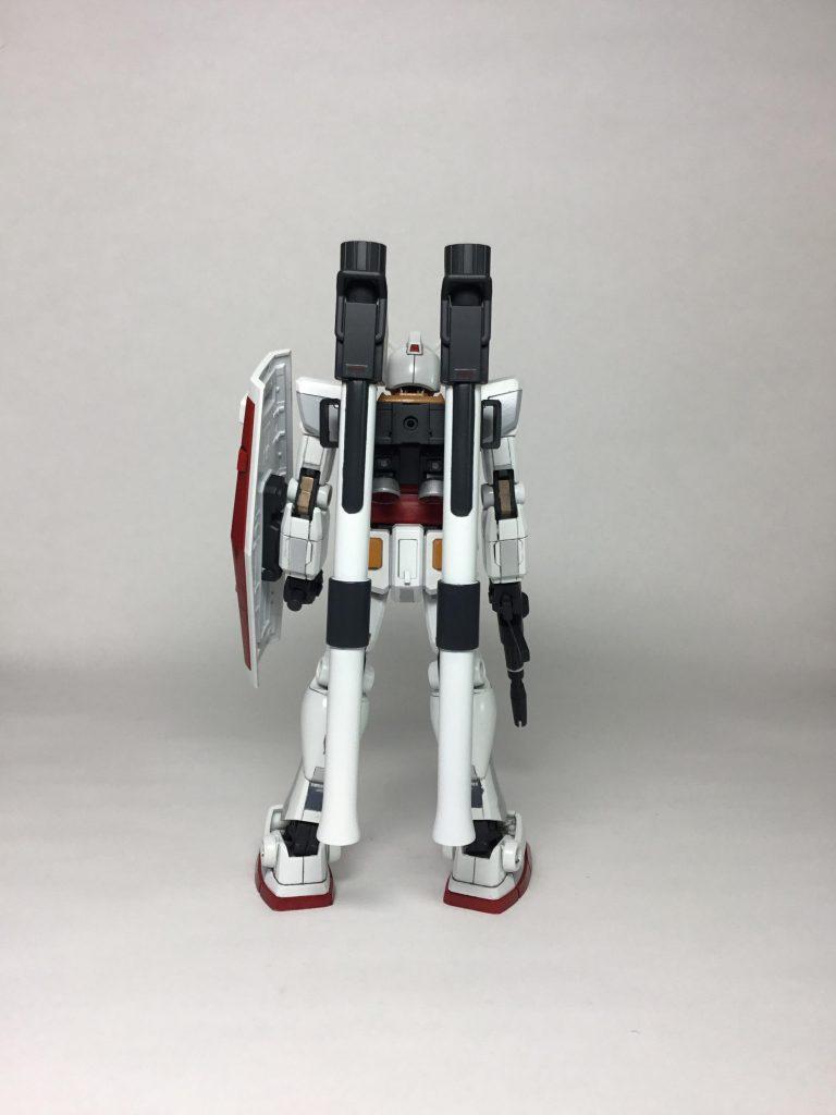 HGUC RX-78-2ガンダム ver.revive アピールショット2