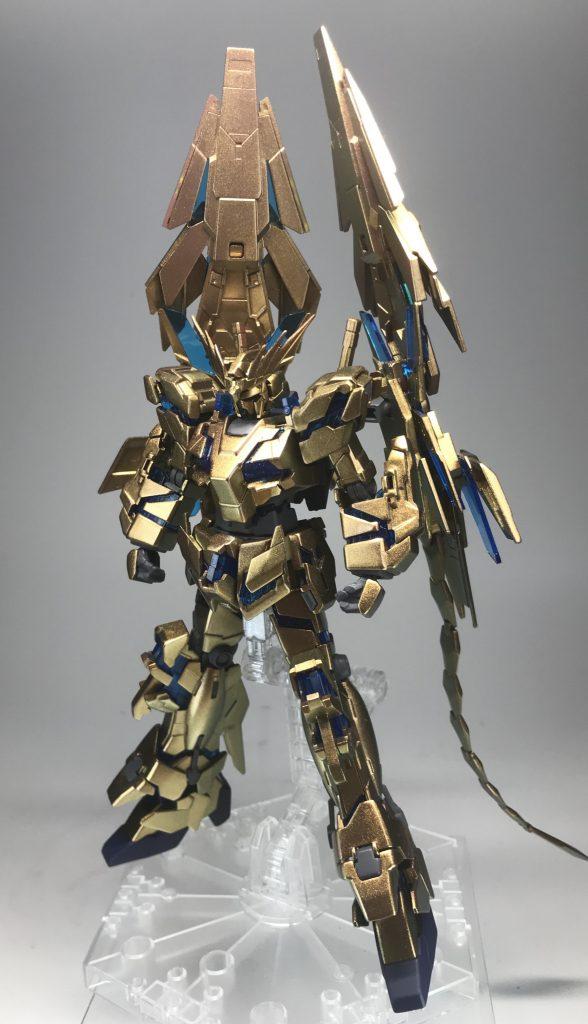 HGUC RX-0 03 フェネクス 【Prism Gold】